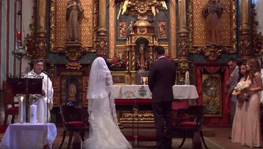 Catholic Wedding of Frank & Fabiola - Youtube