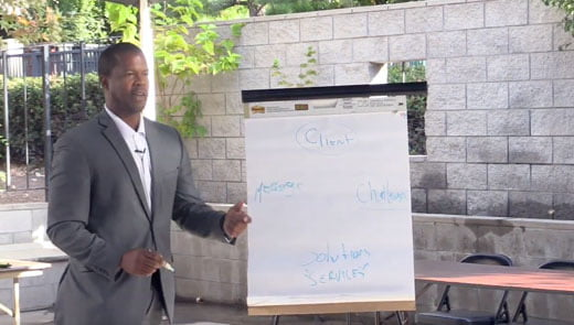 Christoper Bass teaches elements of Effective Elevator Pitch - Youtube
