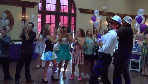Alexandra Hoffman Bat Mitzvah Party celebration at the Paseo Club in Santa Clarita - Youtube