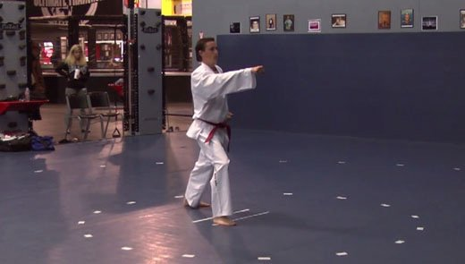 Karate Black Belt Testing Video with Award reception - Youtube