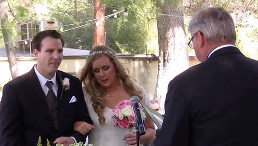 Jessica and Kyle Wedding Day Ceremony - Youtube