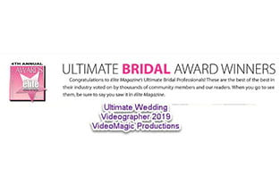 Unlimited Bridal Award Winners