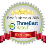 threebest badge 2018, videography